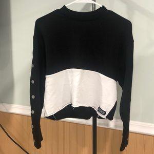 Victoria's Secret cropped sweater